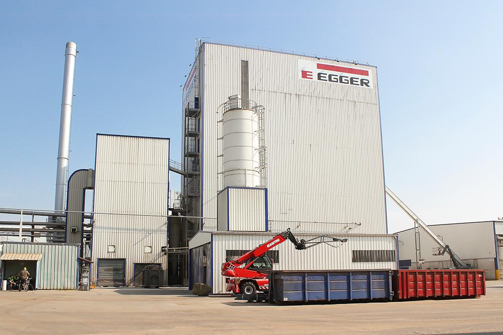 The Pannovosges Plant is a 50MW biomass fired power plant producing electricty for the wood panel manufacturer Egger - Pannovosges.