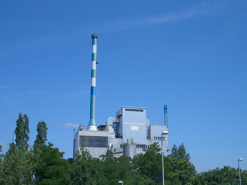 The Böhringer Ingelheim plant in Germany uses the AET SNCR DeNox system