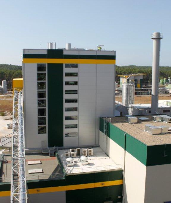 The BES VSG plant.