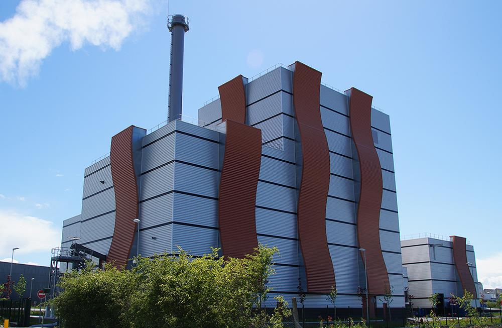 The biomass-fired CHP plant in Orléans was commissioned in 2015.