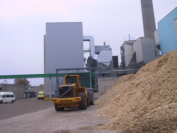 Linz-Mitte has a very high overall efficiency (85-87%) as a CHP plant.