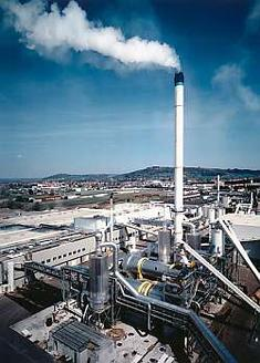 The Pfleiderer Group is one of the leading european manufacturers of engineered wood and surface finished products . The Pfleiderer Neumarkt Cogeneration Plant is situated by the factory and uses residues from the production to produce electricity and hea