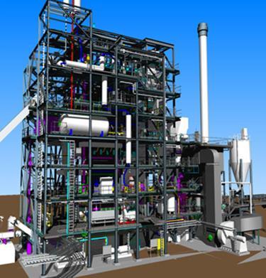 AET Biomass Boiler Plant