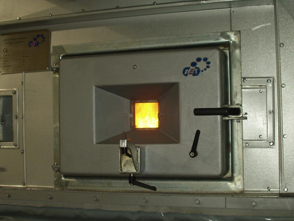 A look into the furnace- the AET boiler concept